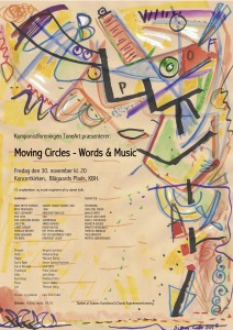 ToneArt Moving Circles Words plakat 4